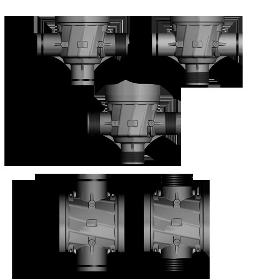 filtre alt ve orta parcalar